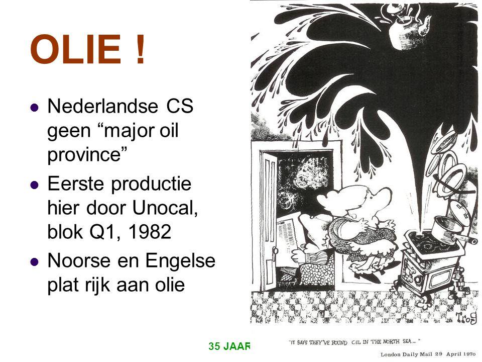 35 JAAR IRO 13 RELOCATABLE JACKETS ZIJN OOK NIET ALLES  In voorjaar 1966 zou B&R/Heerema's Atlas het platform (in delen) verplaatsen  Probleem met stoomwinch op Atlas  Droeg bij aan verwijdering tussen Heerema en Brown & Root