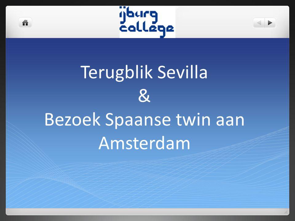 Maandag 27/5  08:30 ben jij op school aanwezig met jouw Spaanse twin en volg je een aantal lessen en sluit je de dag af met een sportevenement  Geef jouw twin voldoende eten mee voor deze dag.