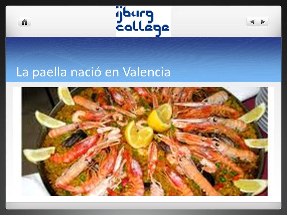 Valencia Op twee na grootste stad van Spanje Het Valenciaans Historisch centrum Veel musea Veel stranden 300 dagen per jaar zon!