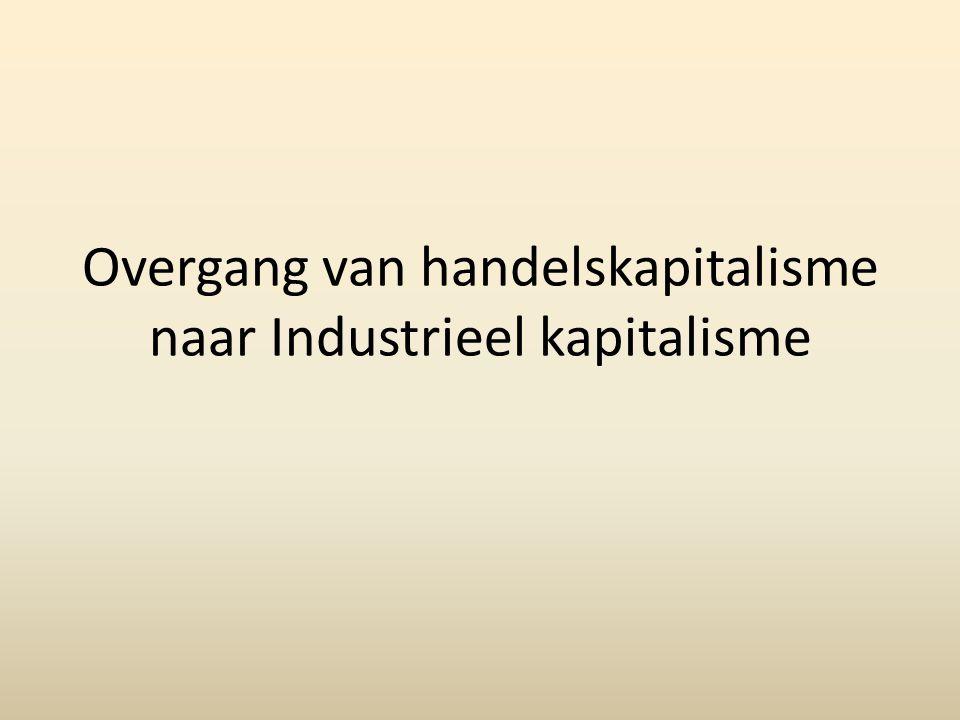 Wat is kapitalisme.