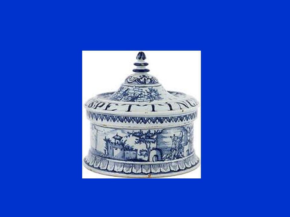 Keramiek = aardewerk Eigenlijk alles wat van gebakken klei is gemaakt, dus ook …..