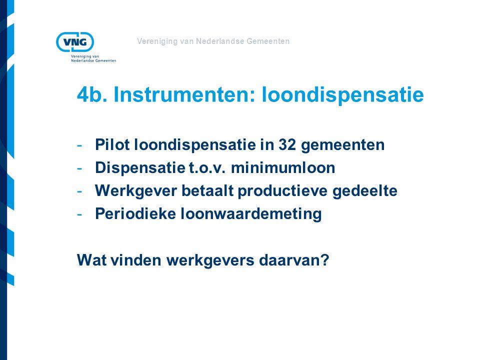 Vereniging van Nederlandse Gemeenten 4b.