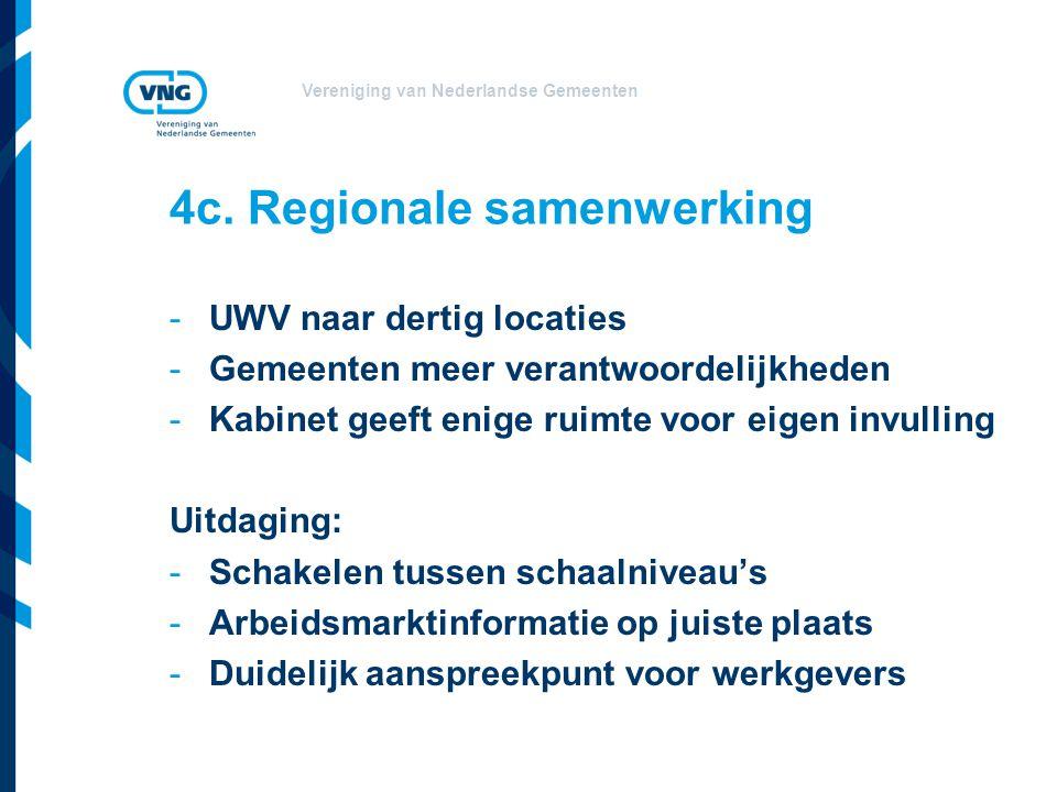 Vereniging van Nederlandse Gemeenten 4c.