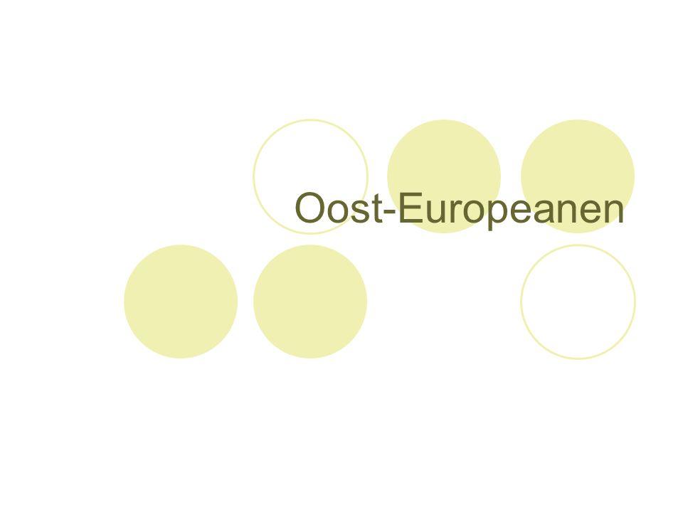 Oost-Europeanen