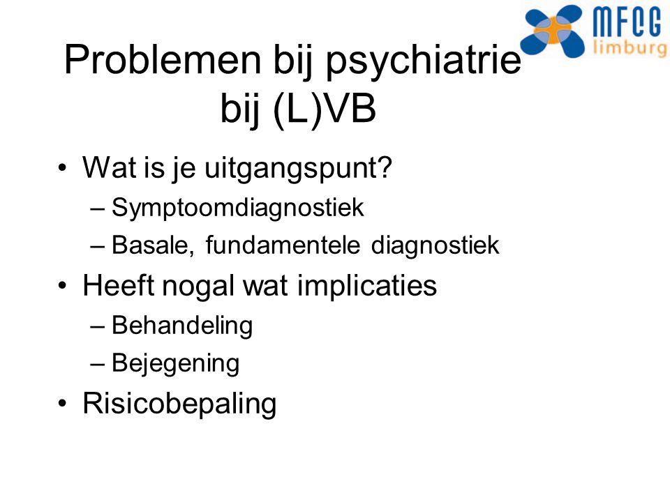 De casus M •Biografie •IQ •Symptomen •Eerdere diagnostiek –Psychiatrisch: –Persoonlijkheid •Somatisch •Differentiaal diagnose •Voordelen en gevaren van verschillende benaderingen