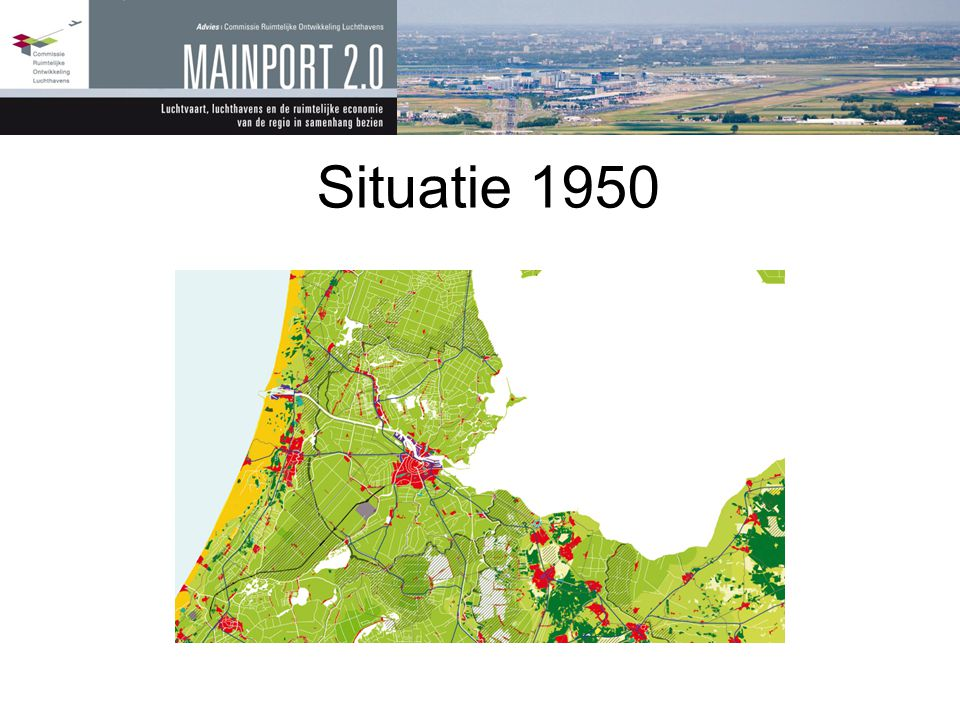 Situatie 1950