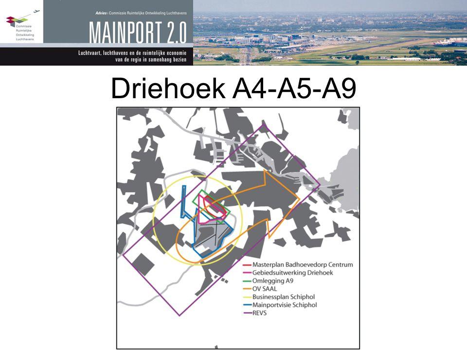 Driehoek A4-A5-A9
