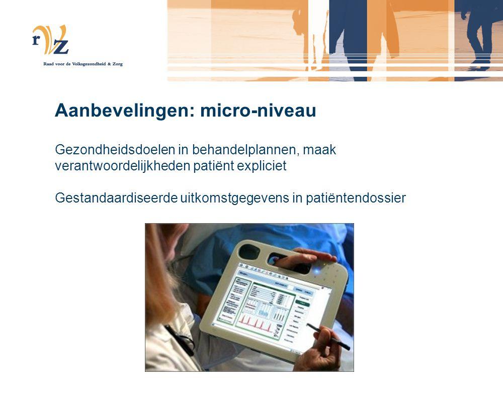 1. wat is gezondheid – meten – normeren – prikkels 2.wachten op wetenschappelijke definitie gezondheidsdoelen.