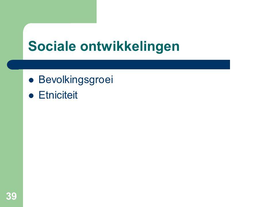 40 Bevolkingsgroei  1975: 390.000 in Suriname en 110.000 in Nederland  2010: 500.000 in Suriname en 350.000 in Nederland.