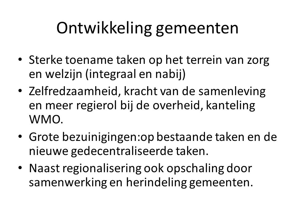 Jeugdzorg regio Nijmegen • Aantal cliënten: • Jeugdzorg: 1200 • Jeugdbescherming: 650 • Jeugd GGZ: 3000 • Jeugd licht verstandelijk gehandicapten: 500