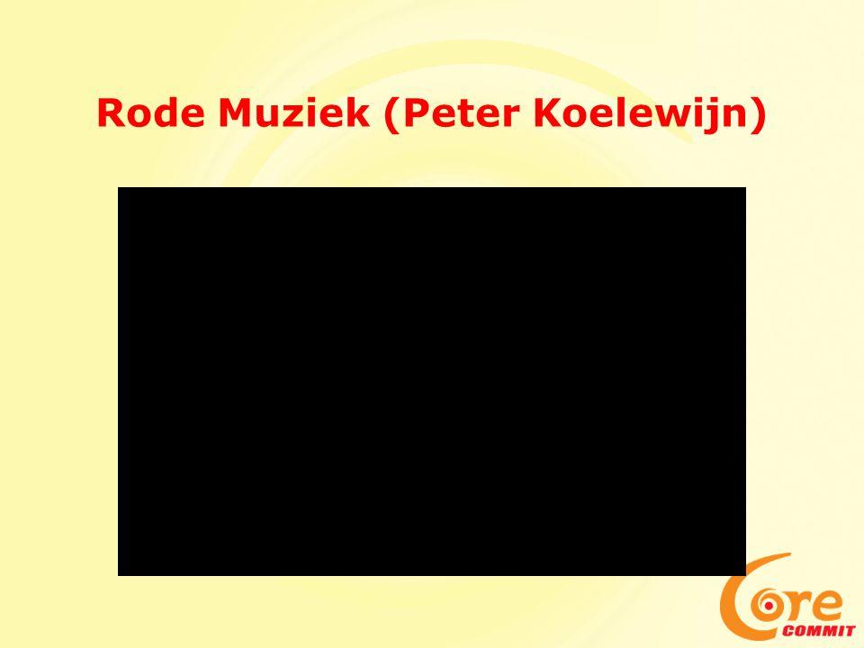 Rode Muziek (Peter Koelewijn)