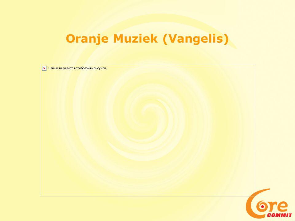 Oranje Muziek (Vangelis)