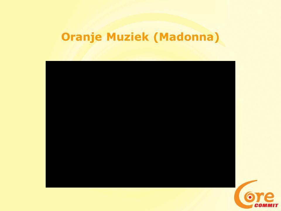 Oranje Muziek (Madonna)