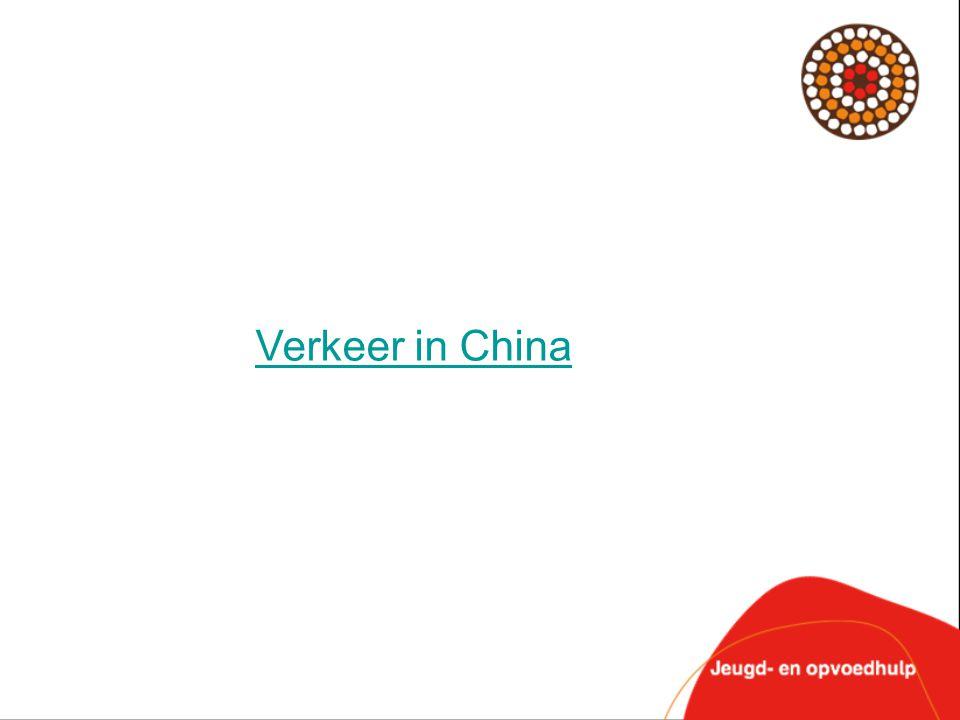 Verkeer in China
