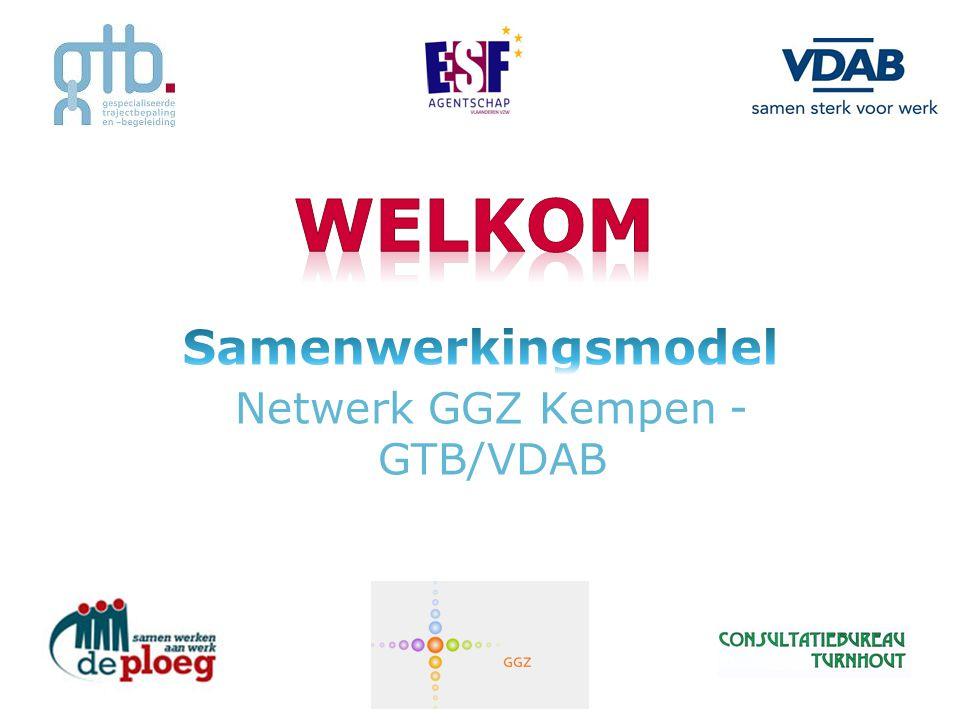 Netwerk GGZ Kempen - GTB/VDAB