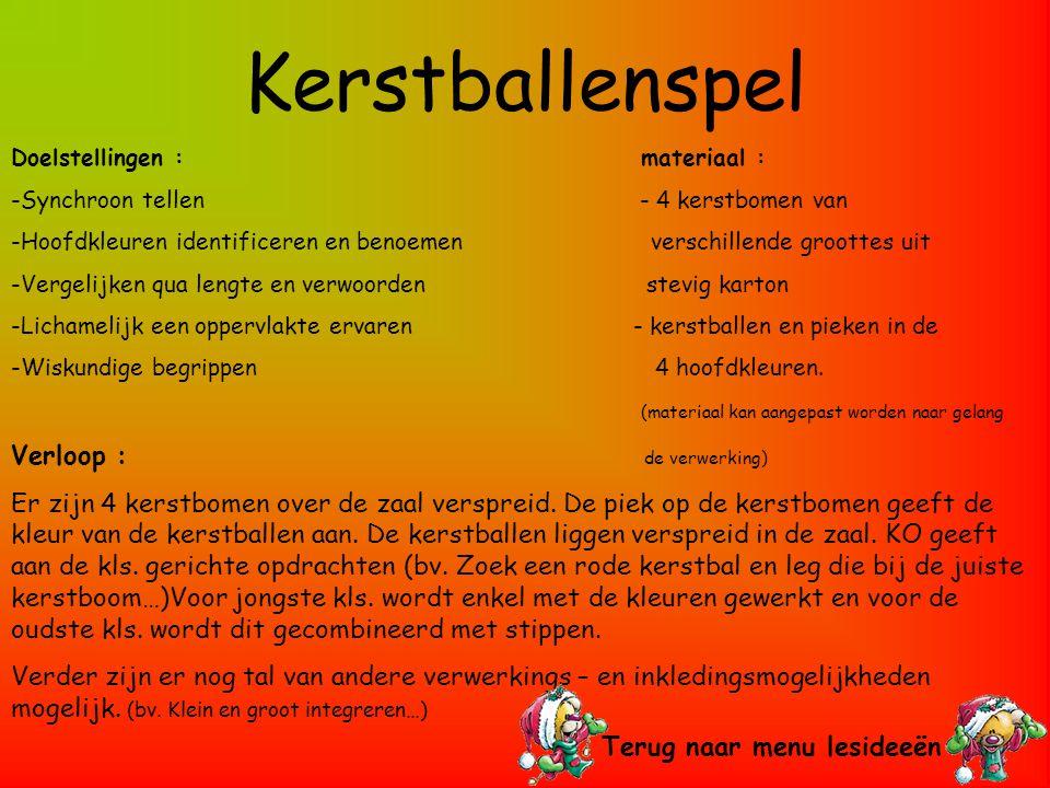 Bron : Doremi; uitgeverij averbode; 1-15 december 2002 De kls.