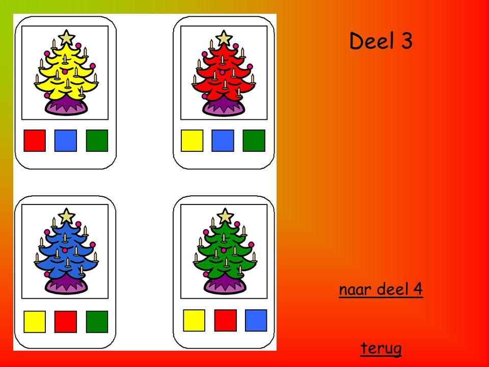 Bron : Doremi: uitgeverij averbode; 16-31 januari 2003 Bij de eerste 4 kindjes tellen ze de sneeuwballen en kleuren ze evenveel bolletjes.