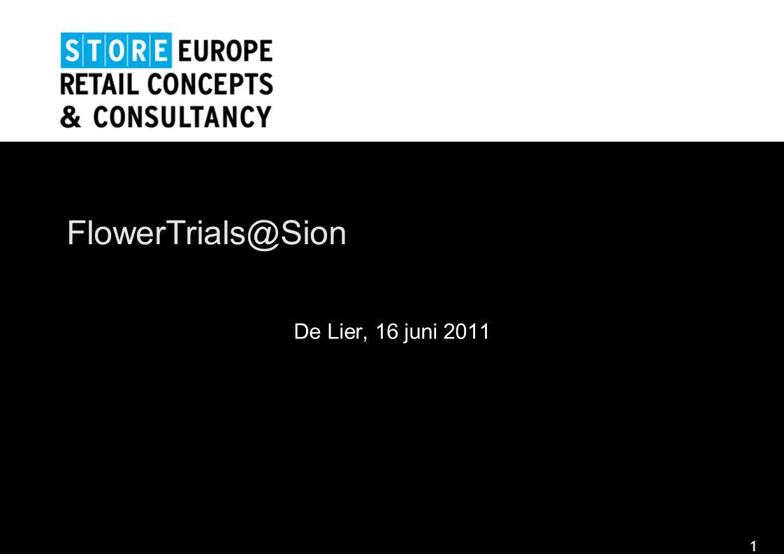 1 FlowerTrials@Sion De Lier, 16 juni 2011