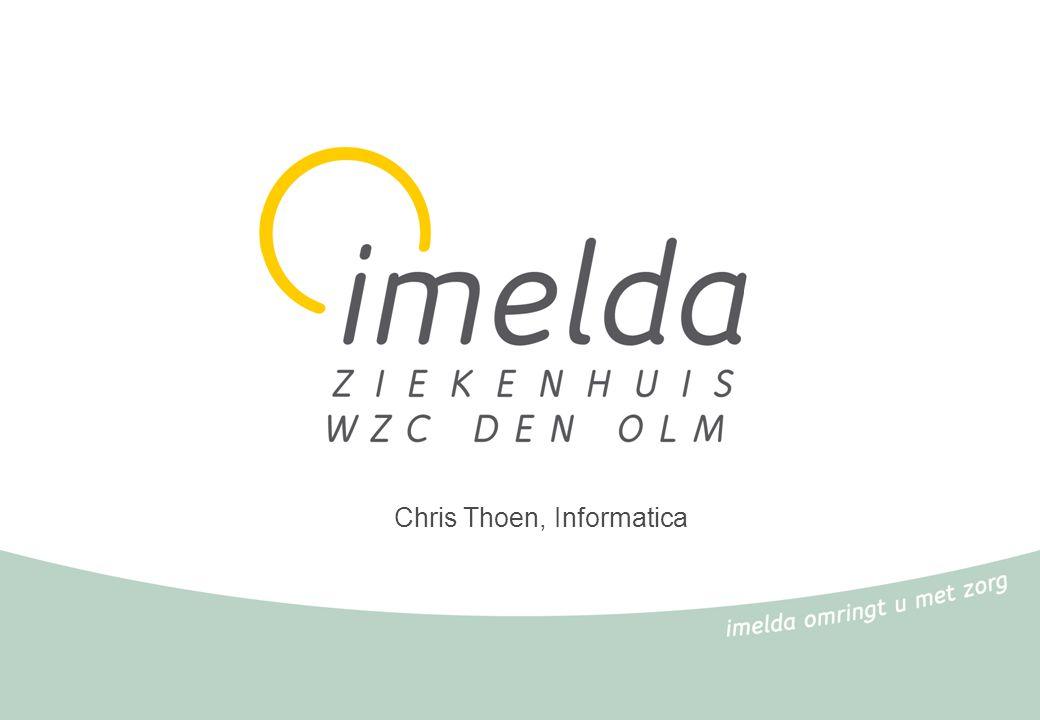 1 Chris Thoen, Informatica