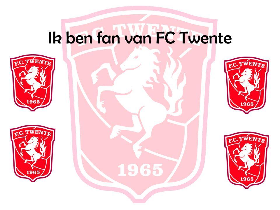 Ik ben fan van FC Twente