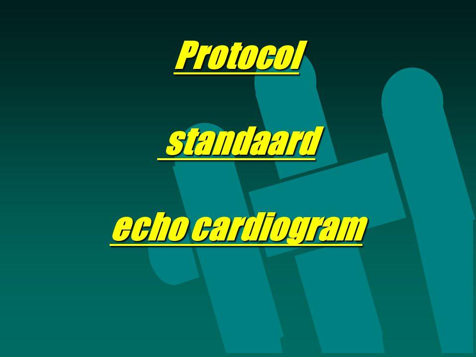 Berekeningen standaard echocardiogram * AVA berekenen ( bij aortaklepvitae ) * AVA berekenen ( bij aortaklepvitae ) * RVSP berekenen (bij V max van TR > 2,8 m/s ) * RVSP berekenen (bij V max van TR > 2,8 m/s ) * E/A Ratio bepalen * E/A Ratio bepalen * AR pressure-halftime berekenen * AR pressure-halftime berekenen * Maximale aortaklep gradient berekenen * Maximale aortaklep gradient berekenen * mean gradient over mitraalklep ( bij MS ) * mean gradient over mitraalklep ( bij MS ) * MVA berekening met PHT ( bij MS ) * MVA berekening met PHT ( bij MS ) * Maximale pulmonalisklep gradient berekenen * Maximale pulmonalisklep gradient berekenen (bij pulm.flow >1,5 ms) (bij pulm.flow >1,5 ms) * Ejectiefractie berekenen in procenten * Ejectiefractie berekenen in procenten