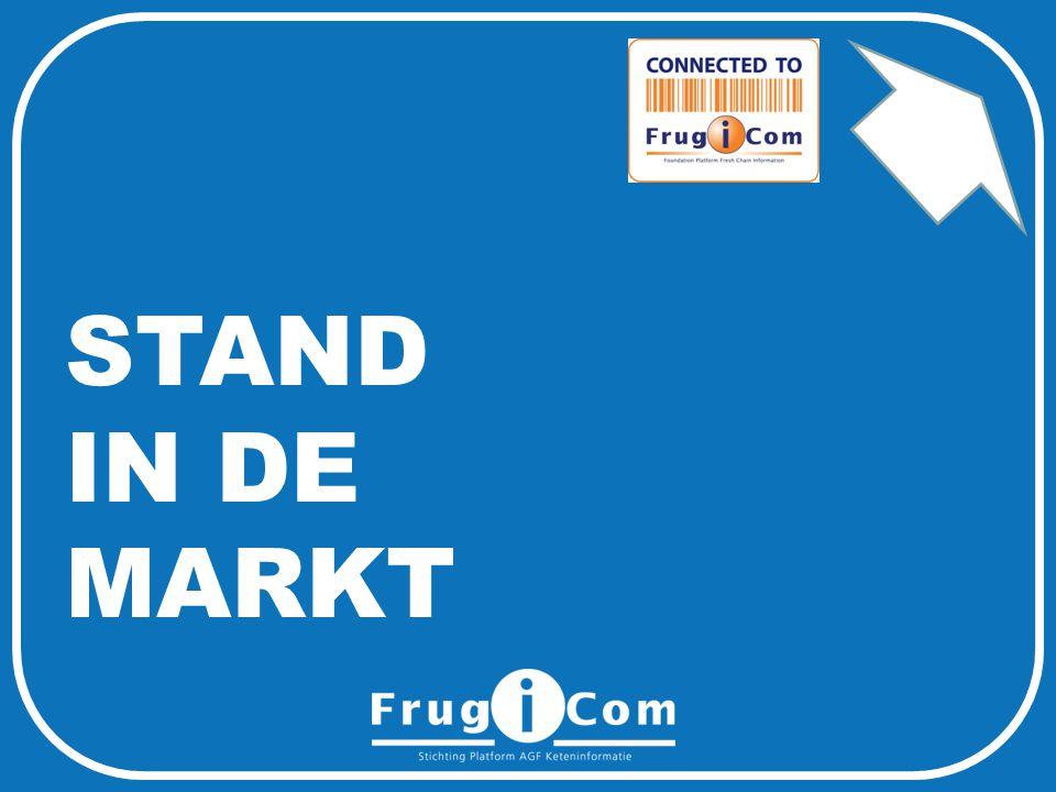 STAND IN DE MARKT