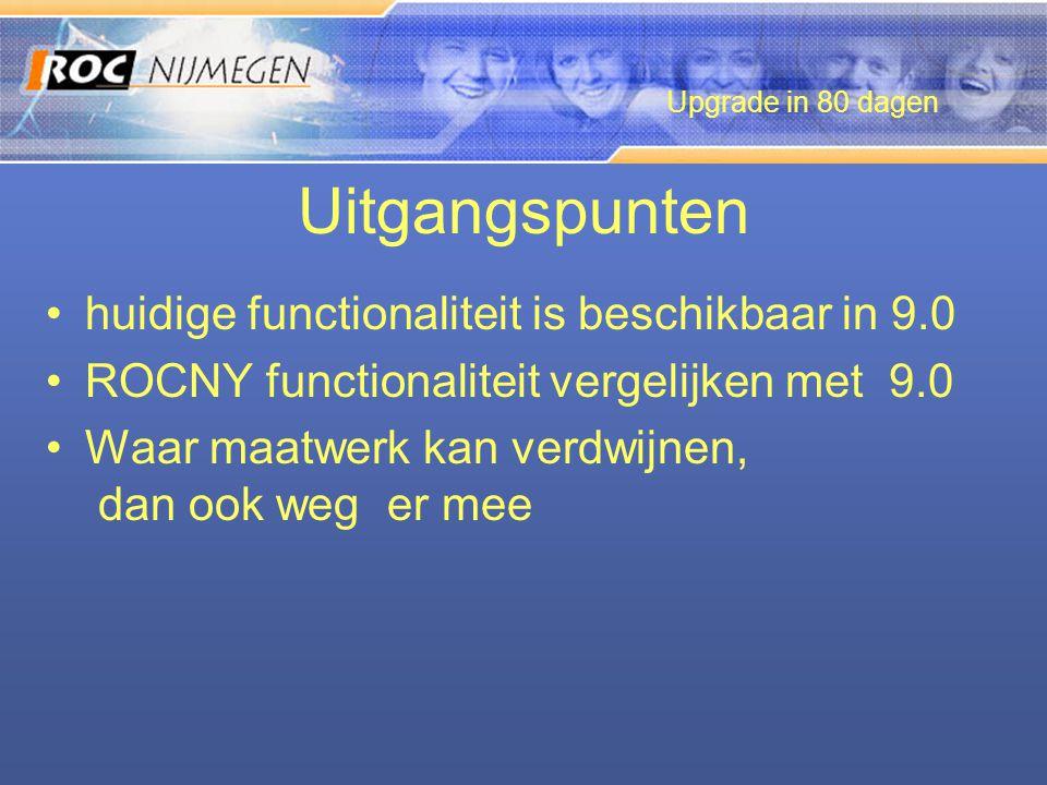 Organisatie projectorganisatie LedenGemid.