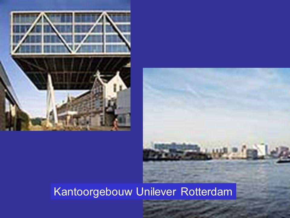 Kantoorgebouw Unilever Rotterdam