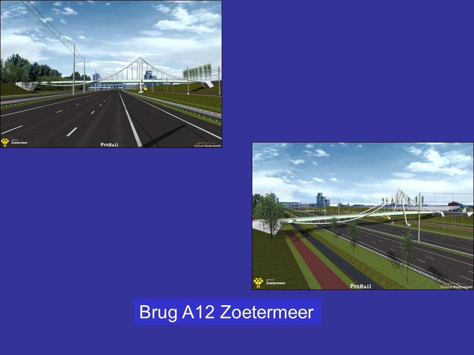 Brug A12 Zoetermeer