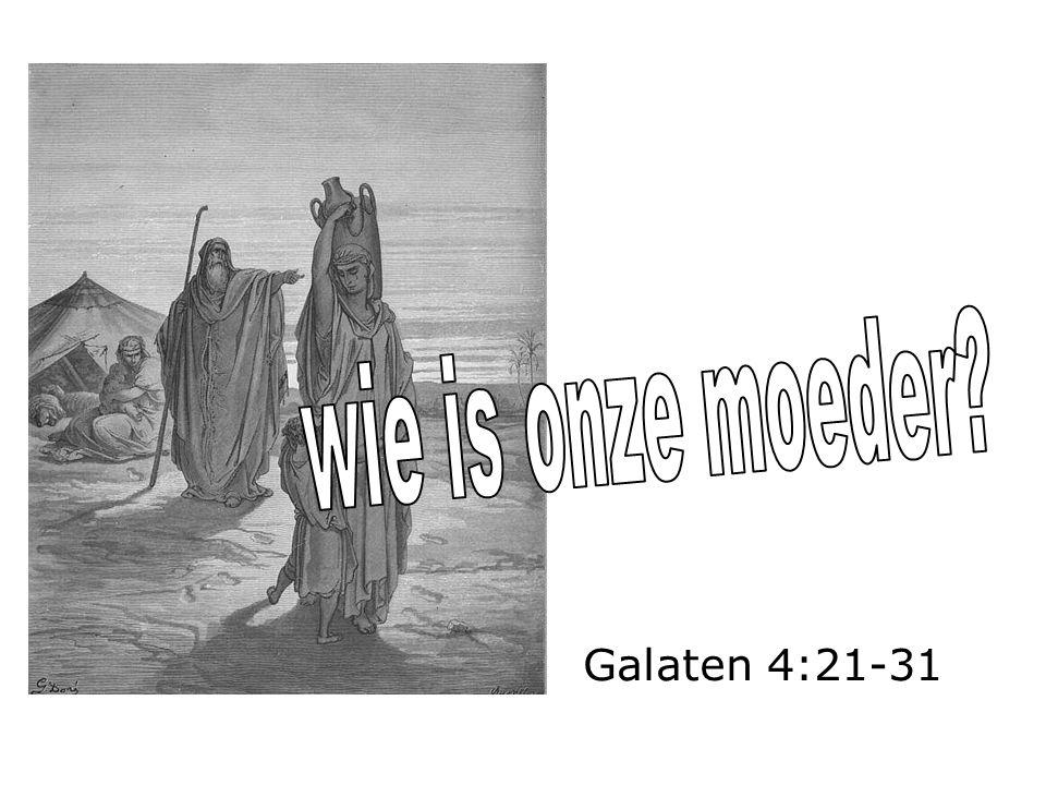 Galaten 4:21-31