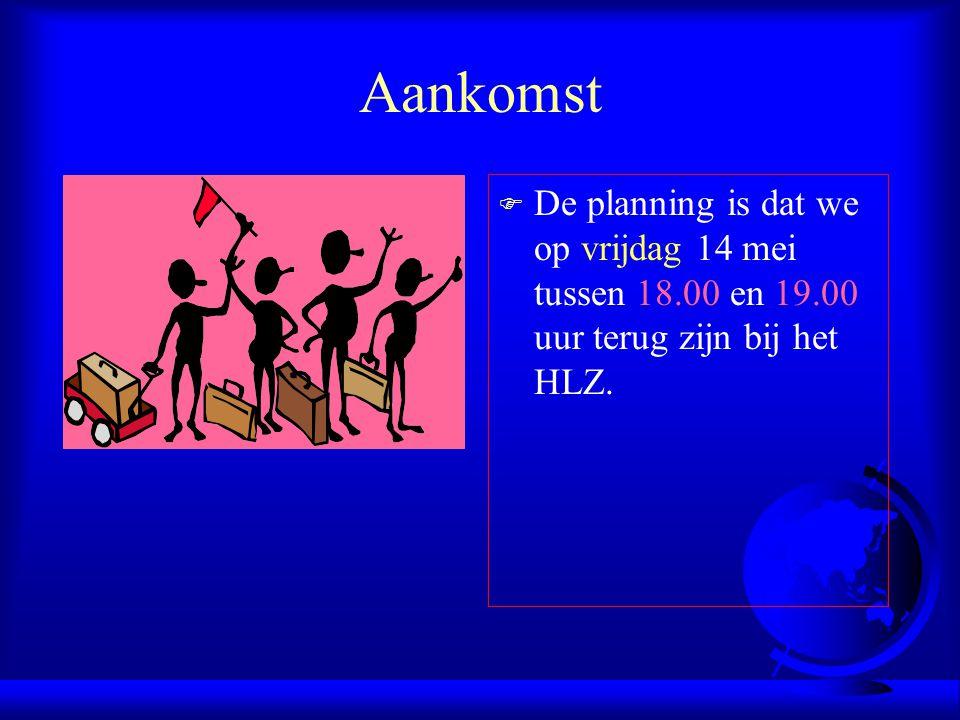 Naar Huis F Op vrijdag de 14e vertrekken we om 09.00 met de bus naar Amsterdam.