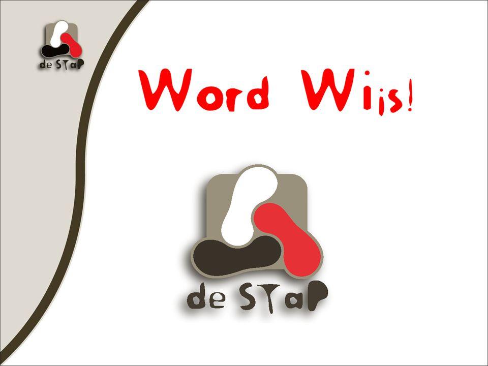Word Wijs.GSIW Actiegroep Leren-Werken stelt het project Word Wijs.