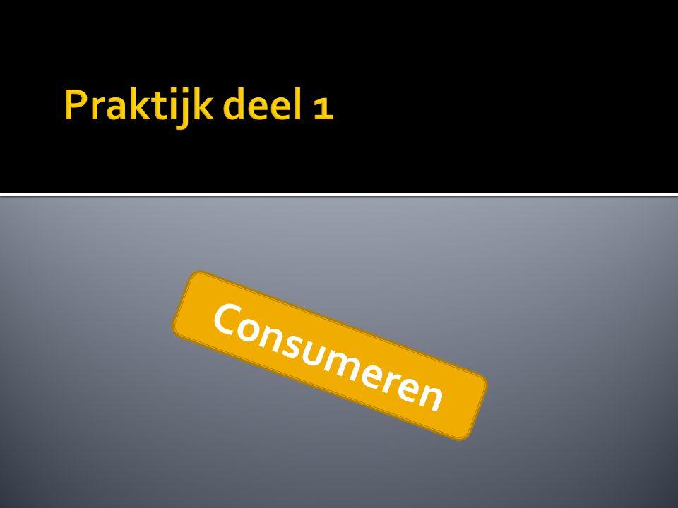Consumeren