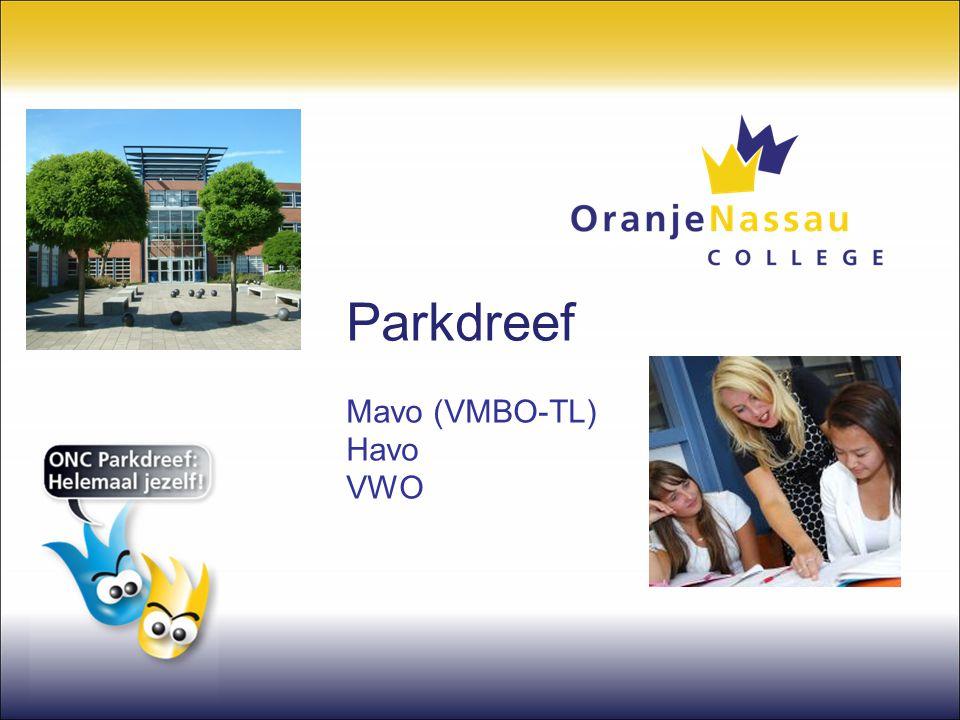 Parkdreef Mavo (VMBO-TL) Havo VWO