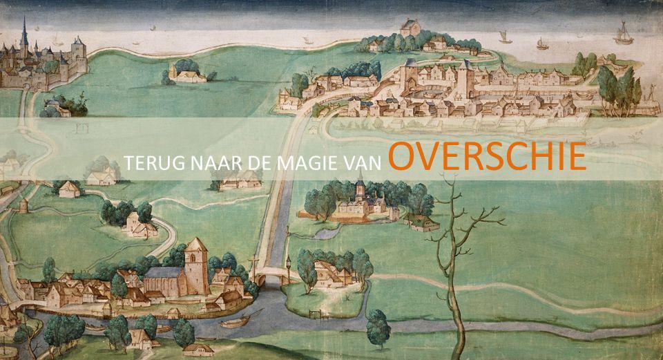 TERUG NAAR DE MAGIE VAN OVERSCHIE