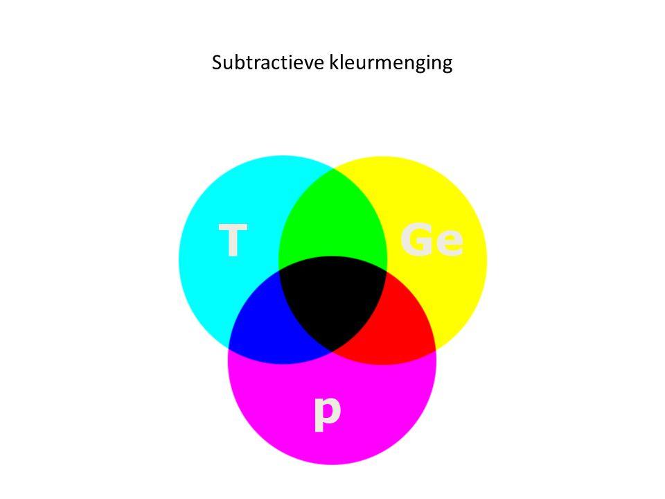 p T Ge