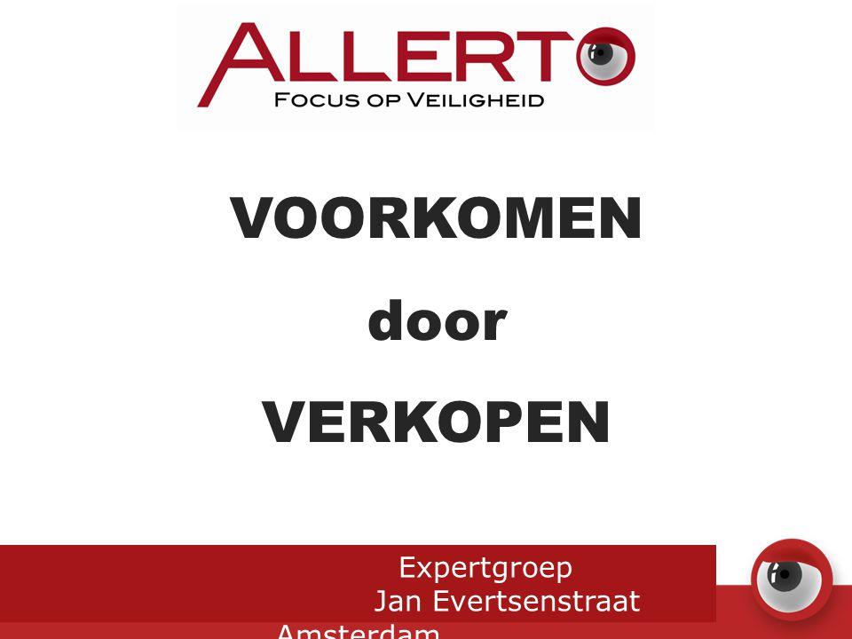 VOORKOMEN door VERKOPEN Expertgroep Jan Evertsenstraat Amsterdam