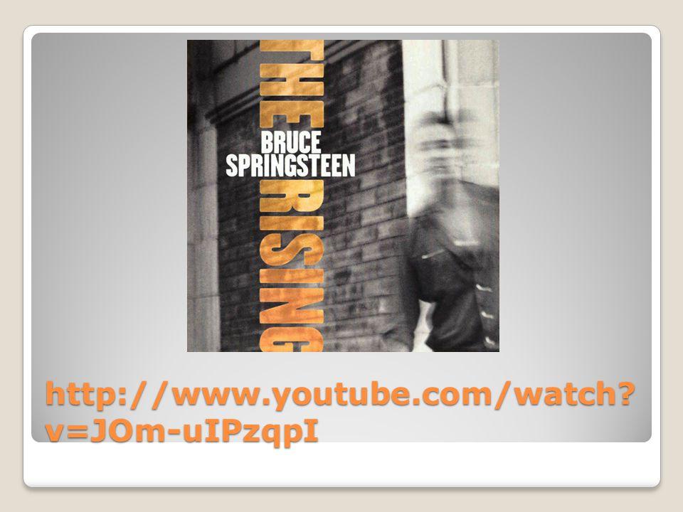 http://www.youtube.com/watch? v=JOm-uIPzqpI
