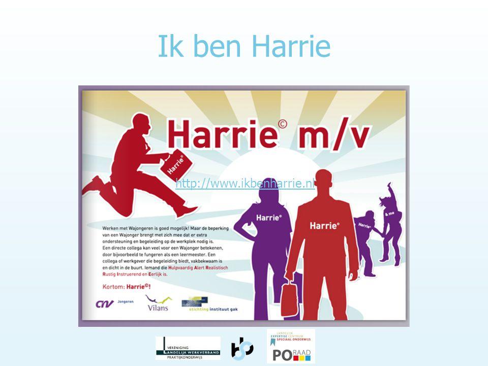 Ik ben Harrie http://www.ikbenharrie.nl