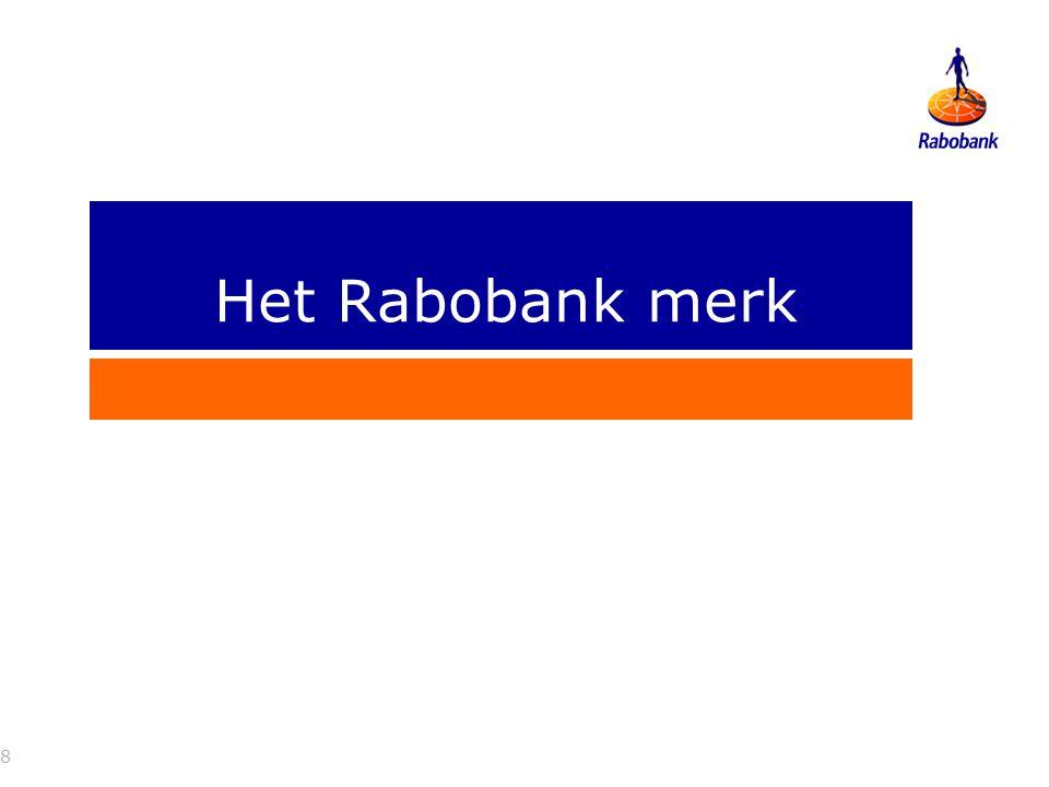 Het Rabobank merk 8