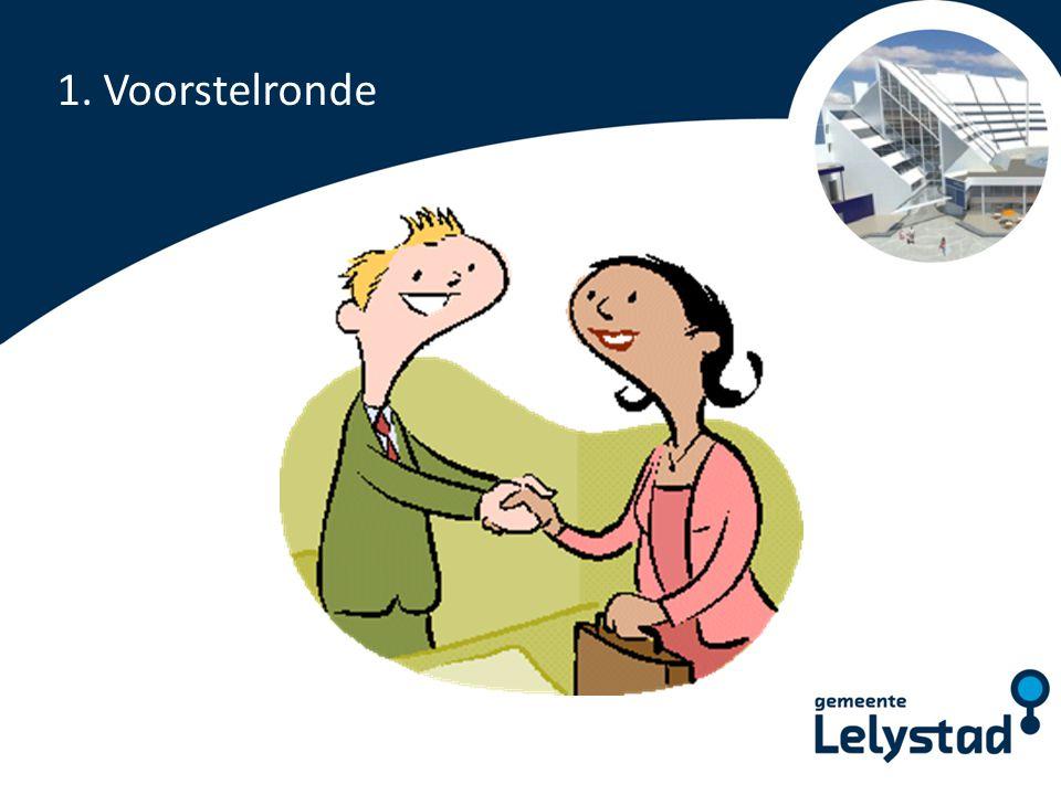 PowerPoint presentatie Lelystad Meer ruimte voor de professional  gemeente meer in regierol  meer verantwoordelijkheid bij de partijen  minder indicatiestelling