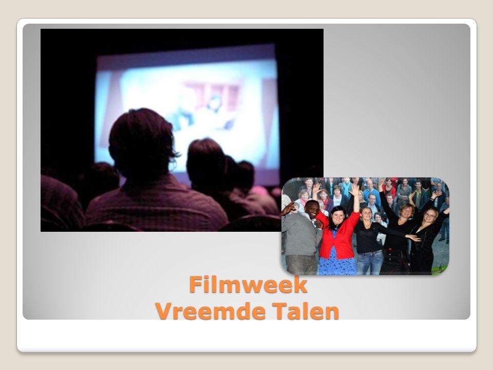 Filmweek Vreemde Talen