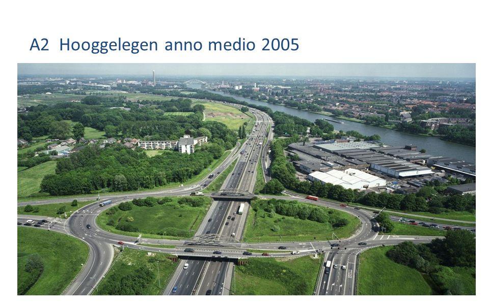 A2 Hooggelegen anno medio 2005