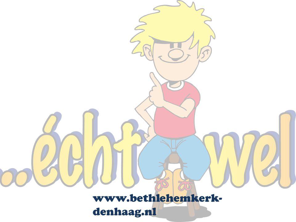 www.bethlehemkerk- denhaag.nl