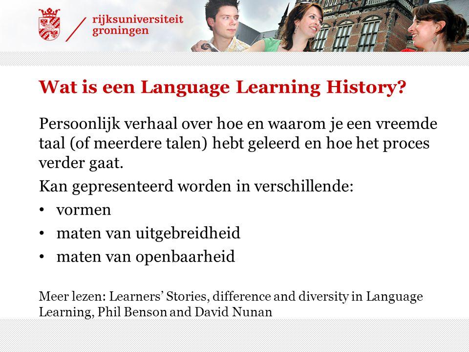 Voorbeeldonderwerpen PWS Moderne Vreemde Talen Onderhandelen met horken: over beleefdheid in verschillende talen Lezen met een thema: Misdaad in de familie.