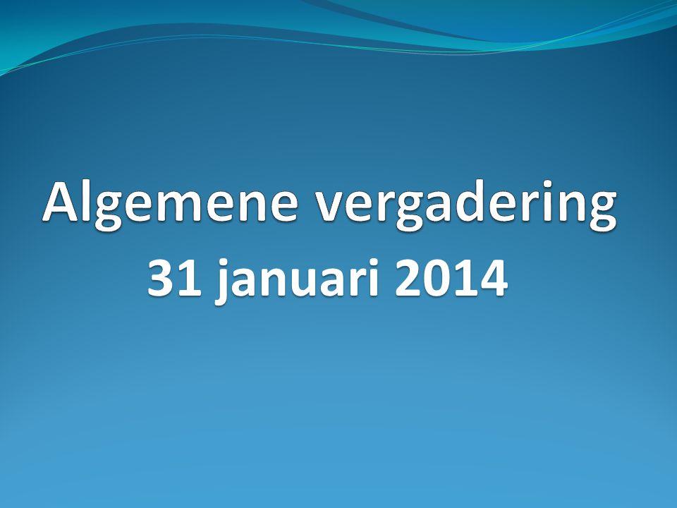 31 januari 2014