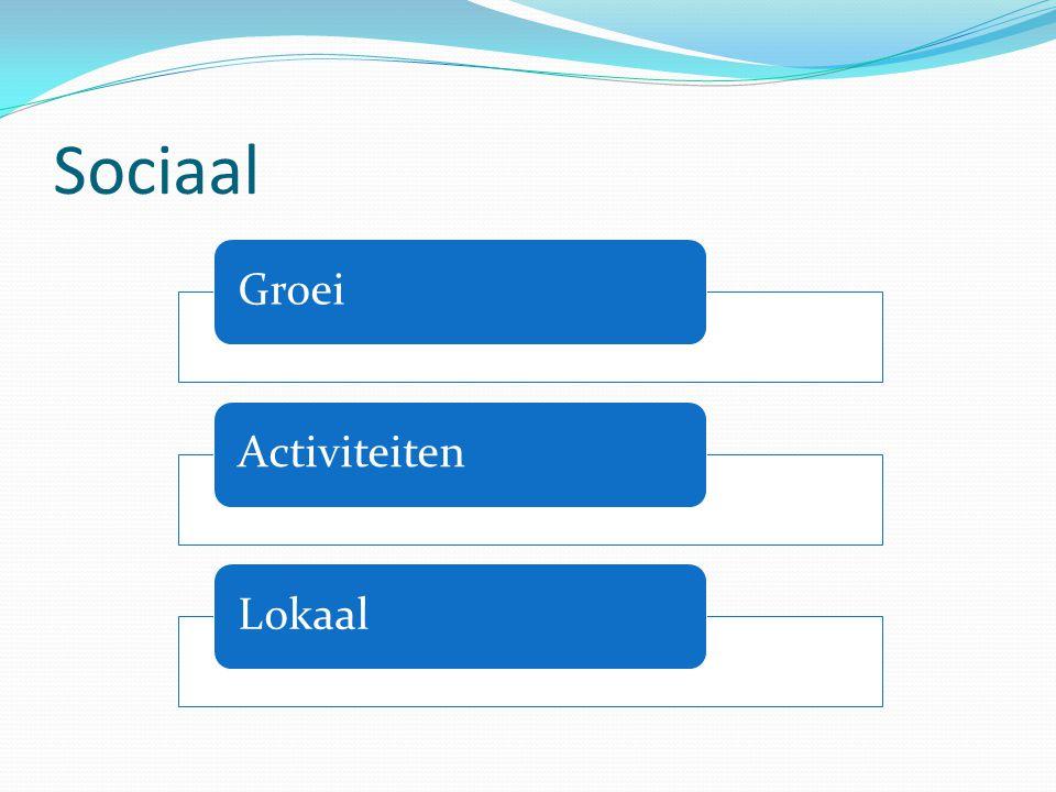 Sociaal GroeiActiviteitenLokaal