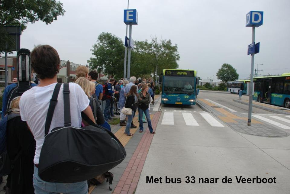 Onderweg naar Den Helder