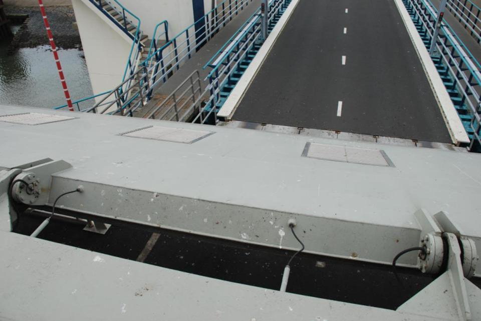 Stukje Texel vanaf de Veerboot