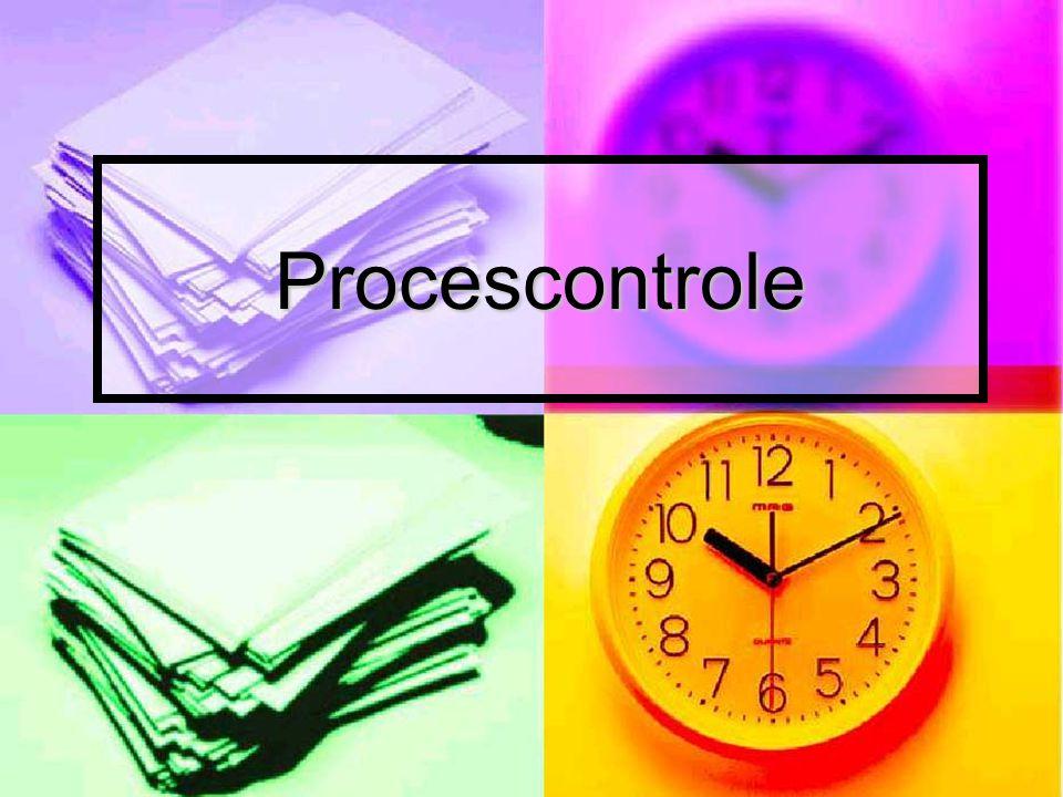 Procescontrole